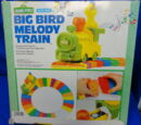 Big Bird Melody Train