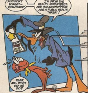 Daffyfake