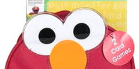 Elmo's Take-Along Card Games