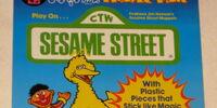 Sesame Street Travel Pak