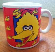 Sesame street general store mug bbird