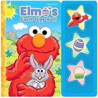 Elmo's Easter Egg Hunt