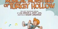 The Musical Monsters of Turkey Hollow (graphic novel)