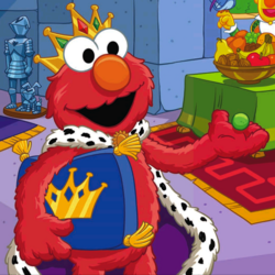 Prince Elmo - Prince Elmo and the Pea