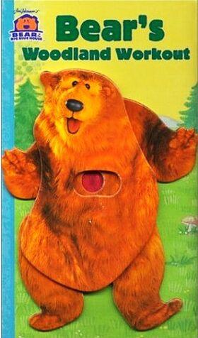 BearsWoodlandWorkout