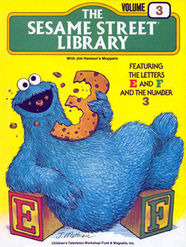 The Sesame Street Library Volume 3