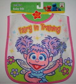 Hamco bib abby cadabby fairy in training