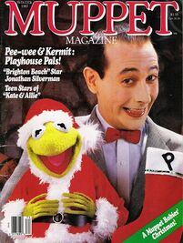 Muppet Magazine issue 17