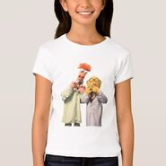 Zazzle beaker bunsen photo shirt