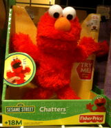 Chatters elmo 2
