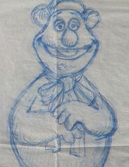 Original Fozzie sketch