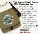 Muppet bags (Disney)