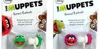 Muppet earbuds (Bluw)