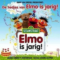 Elmo is jarig!