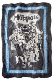 Jay franco muppets blanket 2012