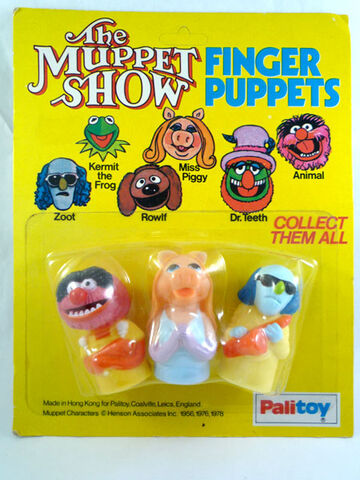 File:Palitoy muppet finger puppets animal piggy zoot from greatest finger puppets.jpg