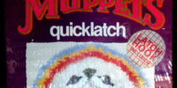 Muppet latch hook kits (Craft Master)