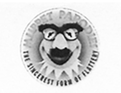 Muppet Parodies seal Kermit Groucho
