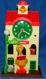 Bradley 1978 clock a