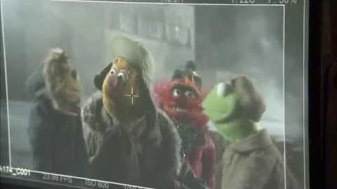 Muppets Most Wanted deleted scene Break the 4th wall