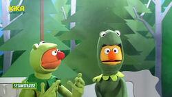 Sesamstrasse-TheFrogprince-Ernie&Bert-Kiss03-(2011)