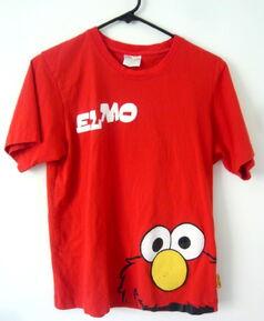 B 2009 t-shirt red el