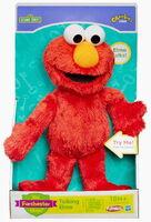 Furchester-Talking Elmo