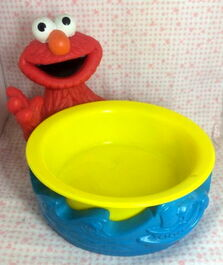 Applause cereal bowl elmo