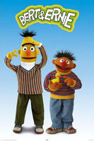 Bert&Ernie-Poster-Germany2008