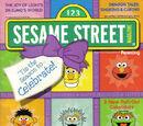 Sesame Street Magazine (Dec 2003 - Jan 2004)