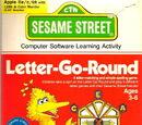 Letter-Go-Round