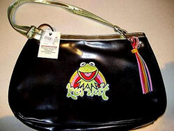 2008 disney parks wdw exclusive kermit bag
