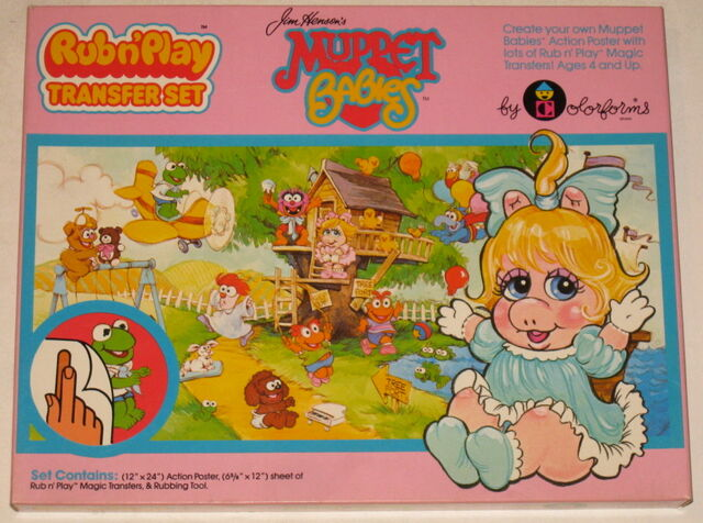 File:Colorforms 1985 muppet babies rub n' play transfer set 1.jpg