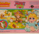 Muppet Babies Rub n' Play Transfer Set