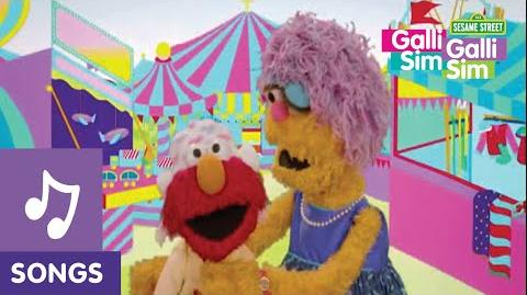 Elmo chooses between his Needs and Wants - Galli Galli Sim Sim