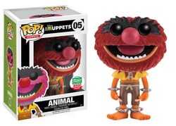 Funko-POP Animal flocked 2016
