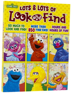 Lots of look and find