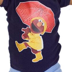 AmericanApparel-ElmoUmbrella-Toddler-SSShirt