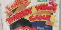 Ernie's Twiddley Winks Game
