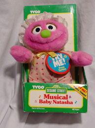 Musical baby natasha