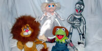 Muppets' Wizard of Oz plush