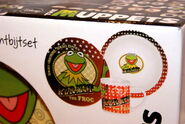 Uk 2013ish muppet ceramic tableware kermit 2