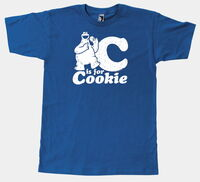 Bang-on series 1 c is for cookie