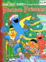 Festivefriendscookie