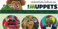 Muppet stickers (Sandylion)