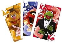 Muppet playing cards (Cartamundi)