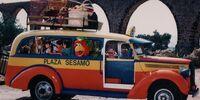 Plaza Sésamo Tema