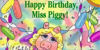 Happy Birthday, Miss Piggy!