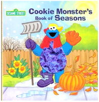 Cookie Monster's Book of Seasons