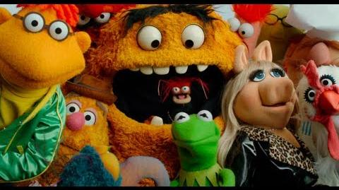 The Muppets Second Official Trailer